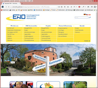 ENO Website